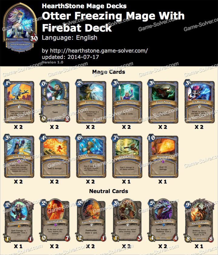 Otter-Freezing-Mage-With-Firebat-Deck