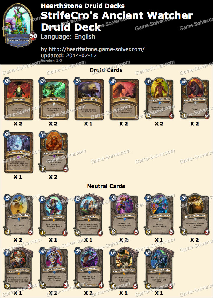 Strifecro-Ancient-Watcher-Druid-Deck