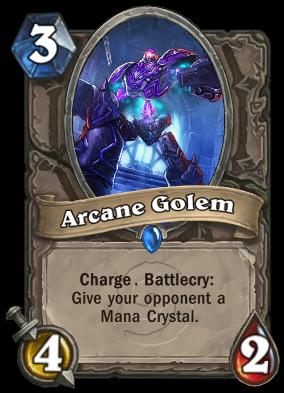 Arcane Golem