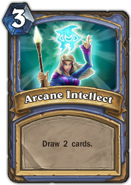 Arcane Intellect