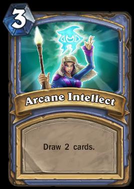 Arcane Intellect