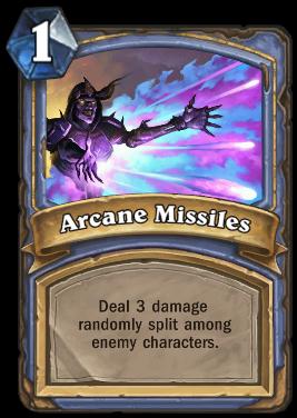 Arcane Missiles