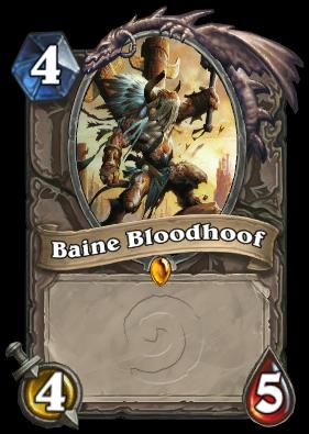 Baine Bloodhoof