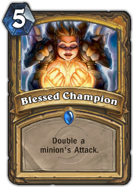 Blessed Champion