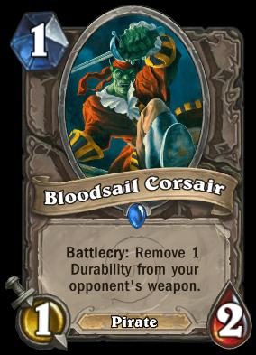 Bloodsail Corsair