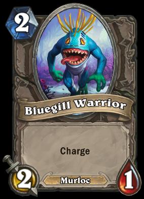 Bluegill Warrior