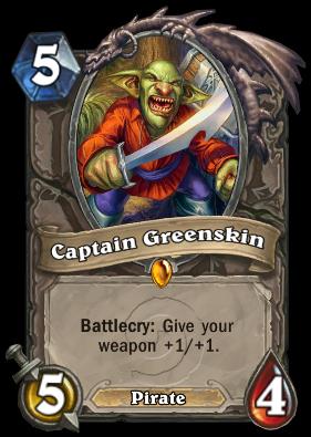 Captain Greenskin