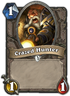 Crazed Hunter