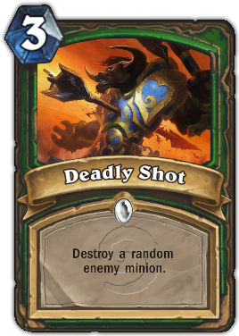 Deadly Shot