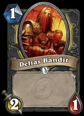 Defias Bandit