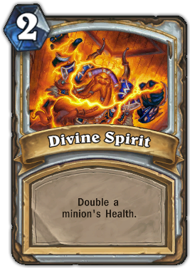 Divine Spirit All About HearthStone By