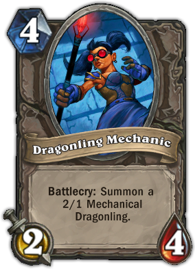 Dragonling Mechanic