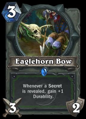 Eaglehorn Bow