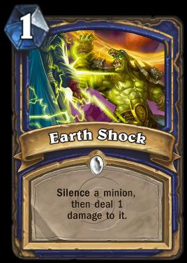 Earth Shock