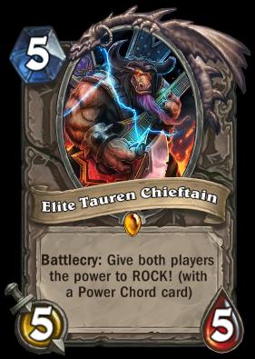 Elite Tauren Chieftain