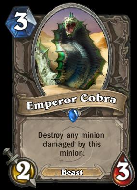 Emperor Cobra