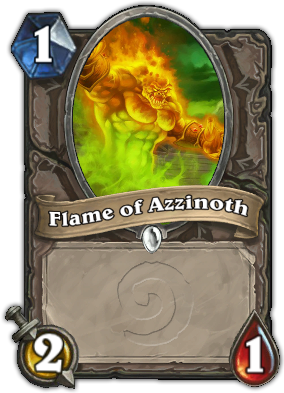Flame of Azzinoth