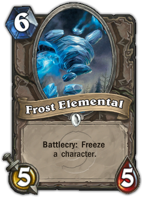 Frost Elemental