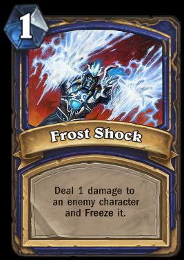 Frost Shock