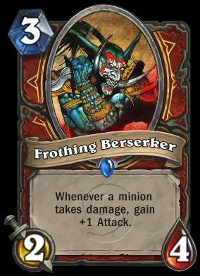 Frothing Berserker