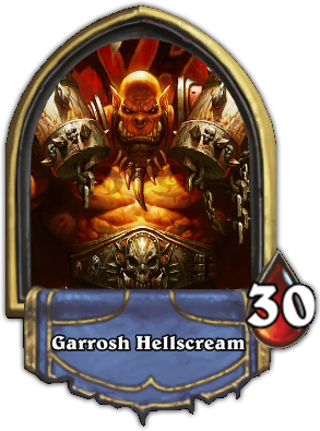 Garrosh Hellscream