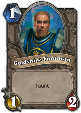 Goldshire Footman