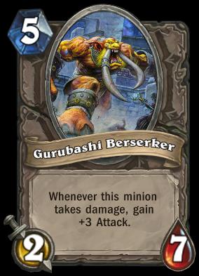Gurubashi Berserker
