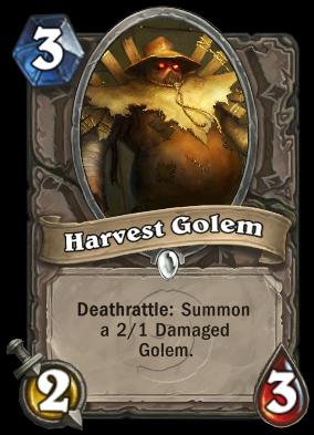 Harvest Golem