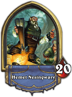 Hemet Nesingwary