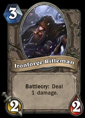 Ironforge Rifleman