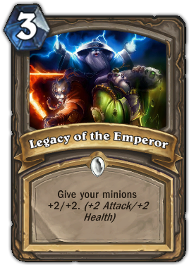 Legacy of the Emperor