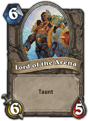 Lord of the Arena