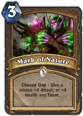 Mark of Nature