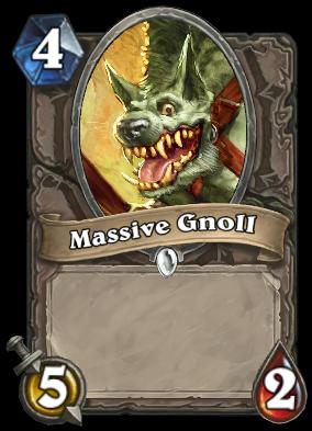Massive Gnoll