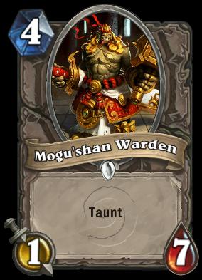 Mogu'shan Warden