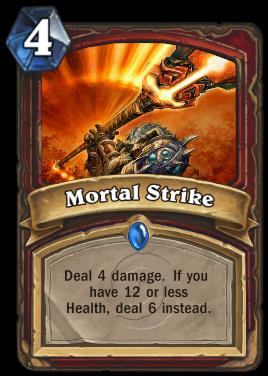 Mortal Strike
