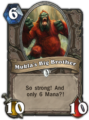 Mukla's Big Brother