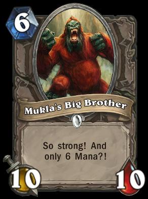 Mukla's Big Brother