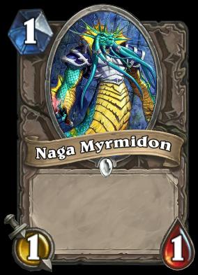 Naga Myrmidon