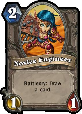 Novice Engineer