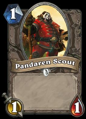 Pandaren Scout
