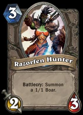 Razorfen Hunter