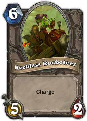 Reckless Rocketeer