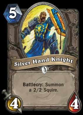 Silver Hand Knight
