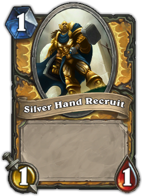 Silver Hand Recruit