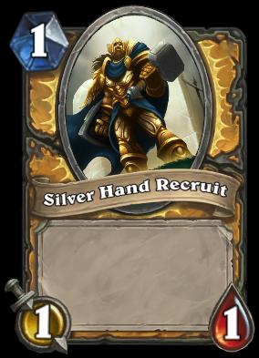 Silver Hand Recruit