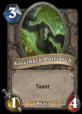 Silverback Patriarch