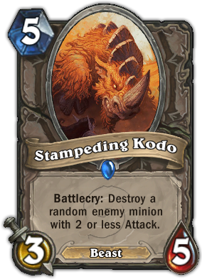 Stampeding Kodo