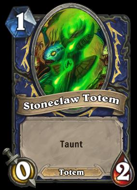 Stoneclaw Totem