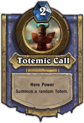 Totemic Call